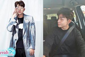 Jun Phạm trở lại nghề ca sĩ, cover 'Độ ta không độ nàng' ngay trên xe hơi