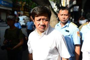 Ông Đoàn Ngọc Hải nhận trách nhiệm trong kiểm điểm Đảng viên