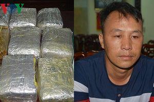 Liên tiếp bắt 2 vụ vận chuyển ma túy số lượng lớn từ Lào về Việt Nam