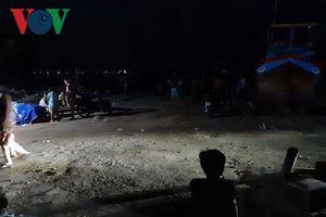 Lật ghe trên vịnh Vân Phong, 3 người tử vong