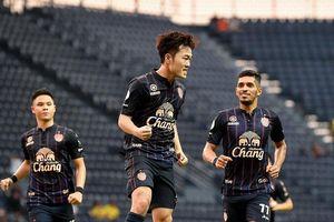Dự bị mòn mỏi, Xuân Trường vẫn có giải thưởng đầu tiên ở Thai League