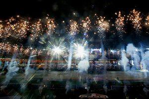 Rực rỡ lễ khai mạc Copa America 2019