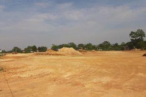 Cận cảnh dự án được đoàn Thanh tra Bộ Xây dựng 'quan tâm' trước khi bị tạm giữ
