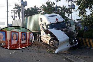 Lái xe container đâm chết 5 người: Có những kẻ, dẫu phải đọa hết 18 tầng địa ngục cũng không gột hết tội ác