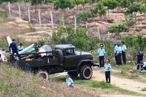 Máy bay quân sự rơi ở Khánh Hòa: Đề xuất thăng quân hàm cho 2 phi công hy sinh