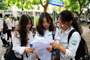 Điểm chuẩn vào lớp 10 công lập tại Hà Nội
