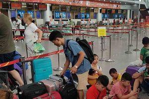 Cục Hàng không vào cuộc xử lý tình trạng chậm, hủy chuyến bay của Vietjet Air