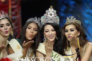 Lý do Việt Nam không cử đại diện thi 'Hoa hậu Trái đất 2019'