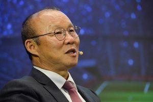 HLV Park Hang-seo vẫn 'trước sau như một' khi nói về hợp đồng ở lại Việt Nam