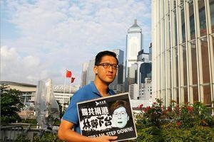 Người dân yêu cầu nhà lãnh đạo Hong Kong từ chức