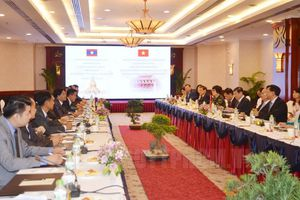 Thúc đẩy hợp tác toàn diện và hiệu quả giữa TP. Hồ Chí Minh và Thủ đô Vientiane