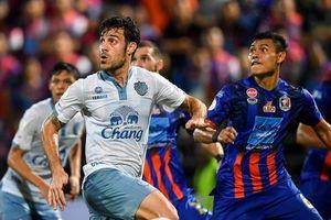 Thắng Port FC, Buriram vươn lên ngôi đầu bảng Thai League
