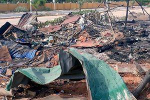 Vụ nổ khiến 2 người chết ở dự án KN Paradise có thể do chập điện