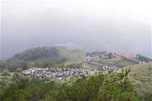 Thu hút các nhà đầu tư xây dựng Khu du lịch quốc gia Mẫu Sơn