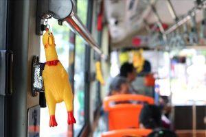 Chuyến xe buýt có 1 không 2 tại TPHCM