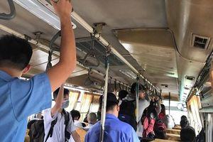 Sàm sỡ trên xe buýt: Khó xử nếu nạn nhân vẫn chọn cách im lặng cam chịu