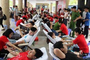 1.500 người tham gia ngày hội hiến máu tại Đà Nẵng