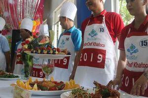 Khánh Hòa sôi nổi với cuộc thi 'Vua đầu bếp'