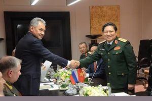 Đưa hợp tác quốc phòng Việt Nam-LB Nga, Việt Nam-Belarus đi vào chiều sâu