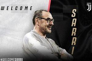 HLV Maurizio Sarri chính thức dẫn dắt Juve