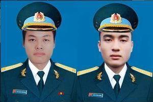 Vụ máy bay quân sự rơi: Sáng nay lễ tang 2 phi công hy sinh được tổ chức ở Khánh Hòa