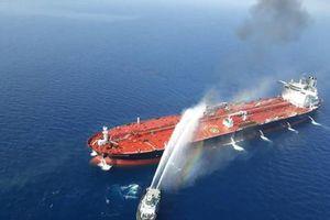 Iran, Anh tranh cãi về cáo buộc tấn công tàu chở dầu trên Vịnh Oman