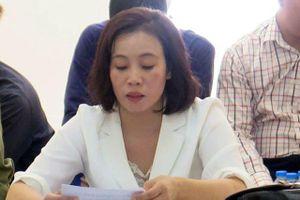 Bắt giam ngay tại tòa người vợ dùng súng bắn chồng ở Hà Nội