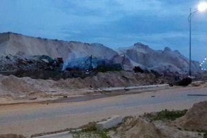 Cháy nổ ở Cam Ranh: Sau tiếng nổ, nhiều mảnh vỡ văng vào người các công nhân