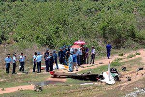 Rơi máy bay ở Khánh Hòa: Sự cố bất ngờ, phi công đã cố xử lý