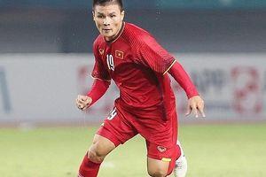 Quang Hải lọt top 6 cầu thủ châu Á đủ sức sang châu Âu thi đấu