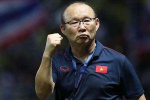 HLV Park Hang Seo ưu tiên gia hạn hợp đồng với tuyển Việt Nam