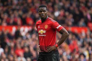 Pogba xác nhận muốn chia tay M.U