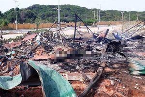 Vụ cháy nổ xăng dầu ở Cam Ranh: Ngoài 2 người tử vong, nhiều người bị phỏng rất nặng