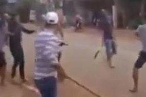 Long An: Hai nhóm thanh niên đánh nhau, 3 người thương vong