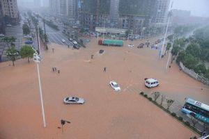 Hơn 60 người chết vì lũ lụt ở miền nam và miền trung Trung Quốc