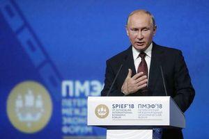 Ông Putin cảnh báo hậu quả của việc Mỹ rút khỏi JCPOA