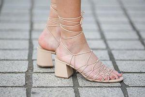 5 kiểu giày xinh xắn nhất định phải có trong tủ đồ mùa hè của phái đẹp