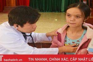 Bệnh viện Trung ương Huế khám, phẫu thuật miễn phí cho trẻ em Hà Tĩnh mắc bệnh tim