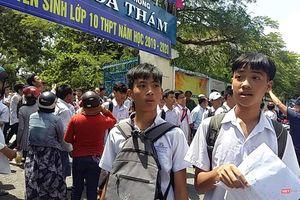 Đà Nẵng công bố điểm thi tuyển sinh lớp 10 THPT và lớp 10 chuyên Lê Quý Đôn