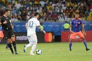 Kết quả trận Argentina vs Colombia: Hai cú đấm choáng váng