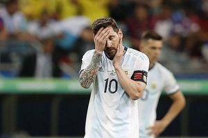 Messi: 'Argentina đã thua vì quá chủ quan'