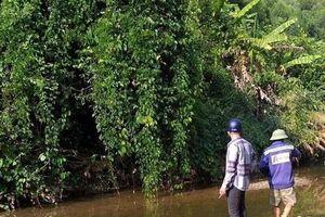 Hà Tĩnh: Hai mẹ con đi mò ốc dưới suối bị đuối nước