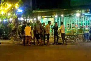 Hai nhóm hỗn chiến trong đêm ở Long An, 1 người chết