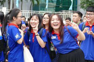 20.000 lượt sinh viên ra quân tiếp sức mùa thi 2019