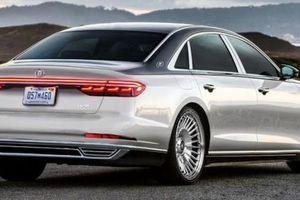 Ngắm trước Audi A8 Horch - siêu sedan sẽ khiến Mercedes-Maybach S-Class 'đau đầu'
