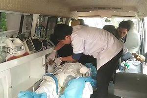 Nổ ở sân golf Cam Ranh 2 người chết: Còn nhiều nạn nhân bị bỏng rất nặng, đã chuyển vào Sài Gòn cấp cứu