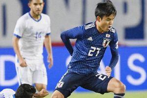 Real Madrid chính thức sở hữu Takefusa Kubo từ FC Tokyo