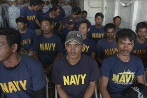 Philippines khẳng định tàu Việt Nam cứu ngư dân nước này