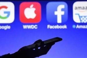 Google cùng Facebook dùng Trung Quốc làm 'lá bài' ngăn nhà chức trách Mỹ điều tra