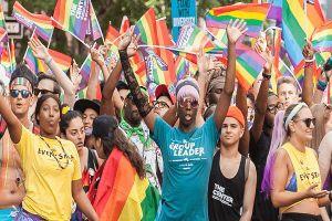 500.000 người tham gia lễ hội cộng đồng LGBT nhất châu Âu tại Áo